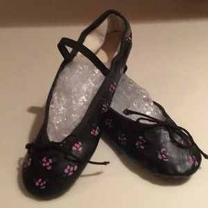 Shoes - Ballet shoes. Hand painted.